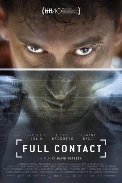 Caratula, cartel, poster o portada de Full Contact