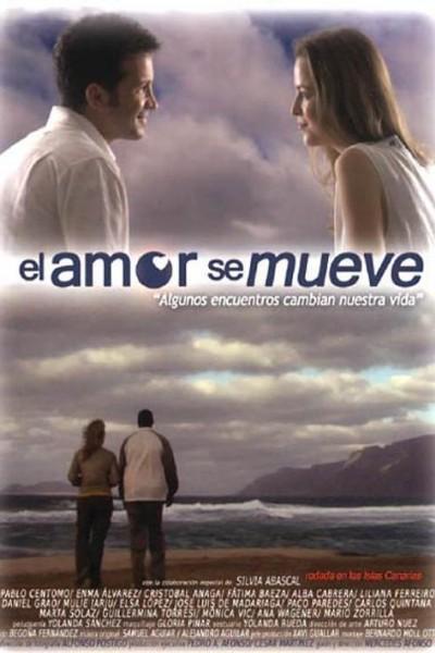 Caratula, cartel, poster o portada de El amor se mueve