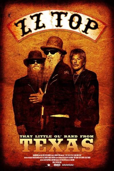 Caratula, cartel, poster o portada de ZZ Top: That Little Ol\' Band from Texas