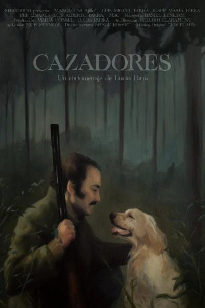 Caratula, cartel, poster o portada de Cazadores