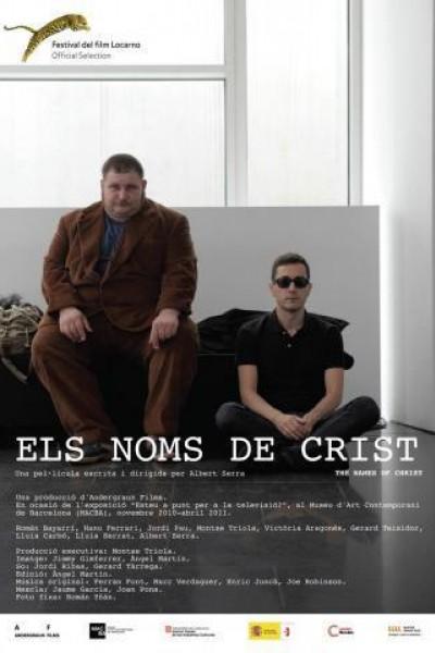 Caratula, cartel, poster o portada de Els noms de Crist