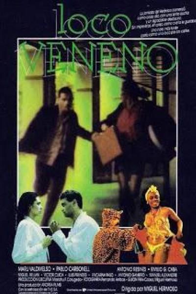 Caratula, cartel, poster o portada de Loco veneno
