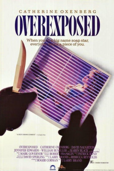 Caratula, cartel, poster o portada de Overexposed