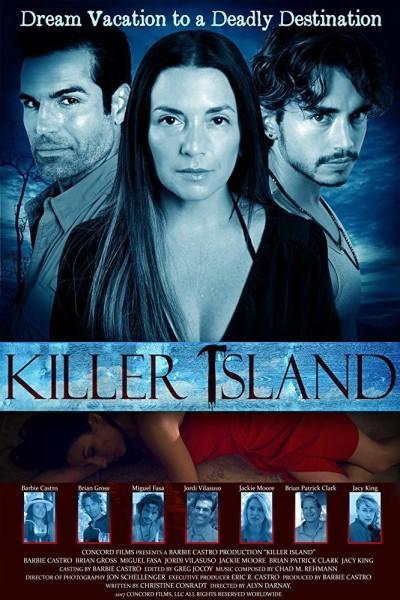 Caratula, cartel, poster o portada de Asesinato en la isla