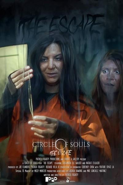 Caratula, cartel, poster o portada de Circle of Souls: Episode 1 - The Escape