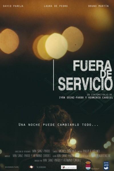 Caratula, cartel, poster o portada de Fuera de servicio