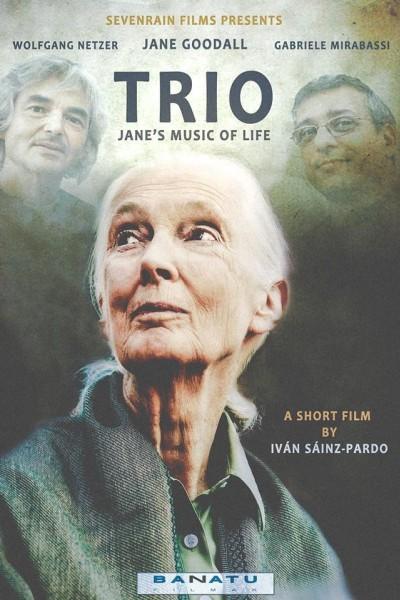 Caratula, cartel, poster o portada de Trio. Jane\'s Music of Life