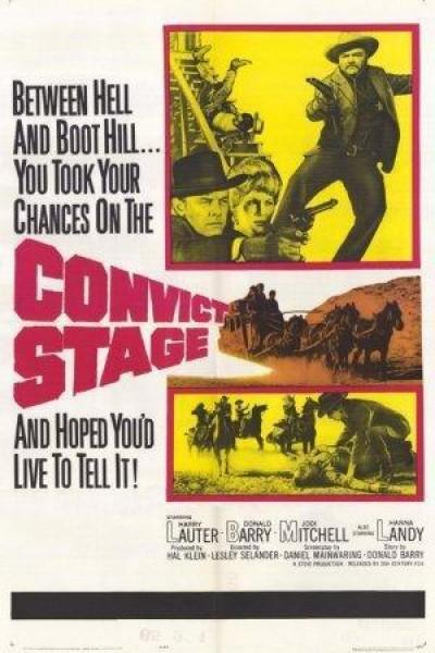 Caratula, cartel, poster o portada de Convict Stage