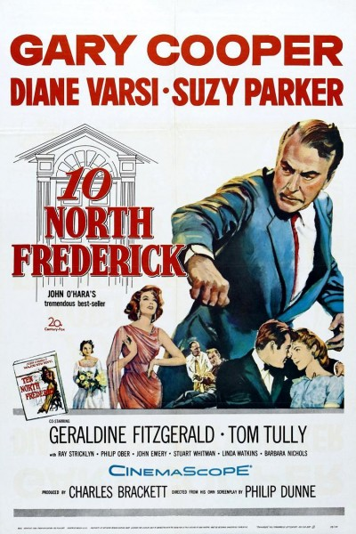 Caratula, cartel, poster o portada de 10, calle Frederick