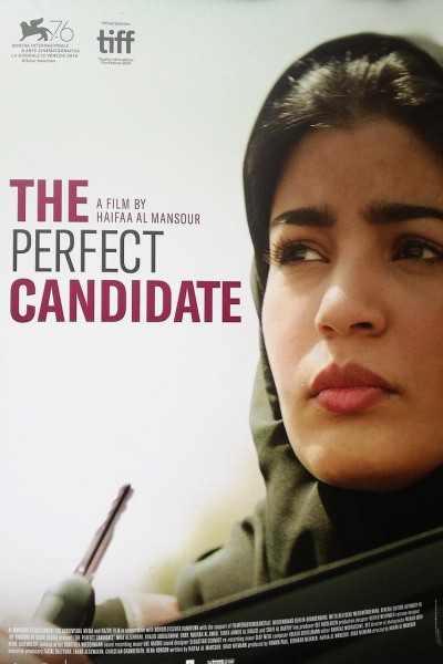 Caratula, cartel, poster o portada de The Perfect Candidate