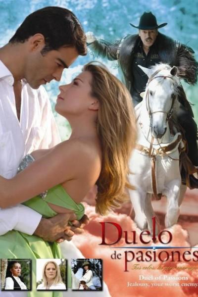 Caratula, cartel, poster o portada de Duelo de pasiones