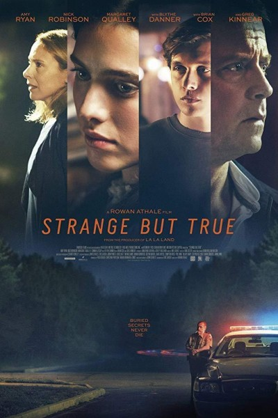 Caratula, cartel, poster o portada de Strange But True