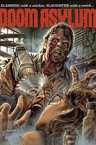 Caratula, cartel, poster o portada de Doom Asylum