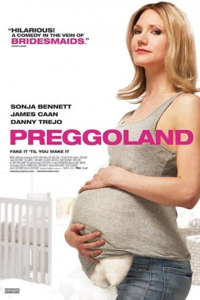 Caratula, cartel, poster o portada de Preggoland