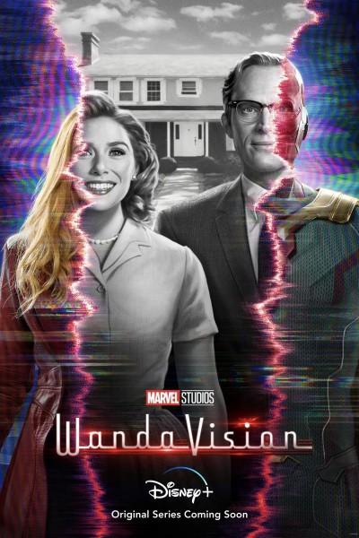 Caratula, cartel, poster o portada de WandaVision