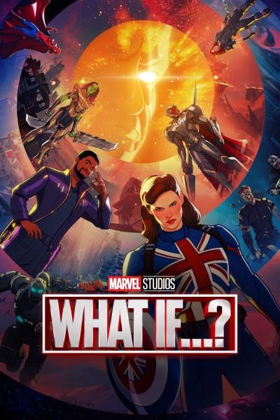 Caratula, cartel, poster o portada de Marvel\'s What If...?