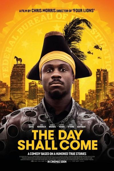 Caratula, cartel, poster o portada de The Day Shall Come