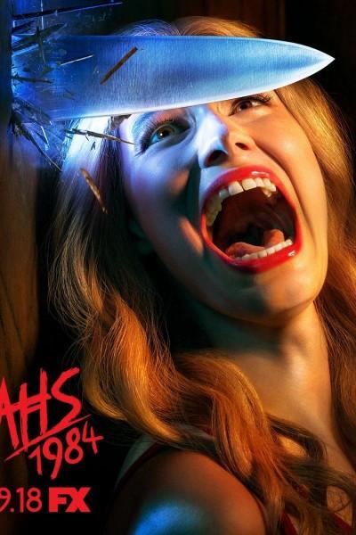 Caratula, cartel, poster o portada de American Horror Story: 1984