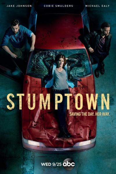 Caratula, cartel, poster o portada de Stumptown