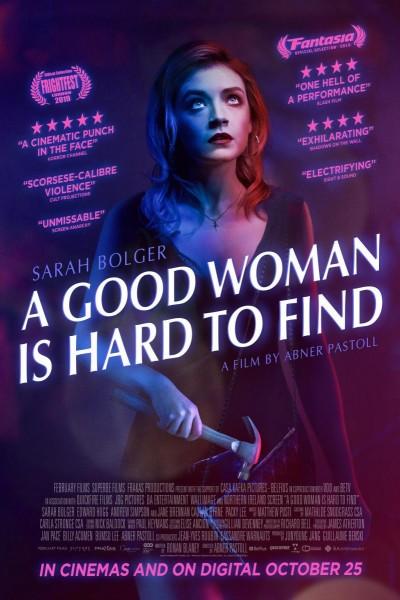 Caratula, cartel, poster o portada de Una buena mujer es difícil de encontrar