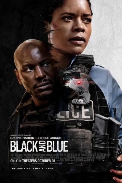Caratula, cartel, poster o portada de Black and Blue