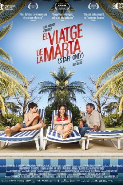 Caratula, cartel, poster o portada de El viaje de Marta (Staff Only)