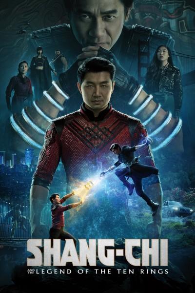 Caratula, cartel, poster o portada de Shang-Chi y la leyenda de los diez anillos