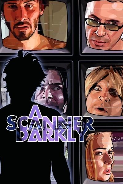 Caratula, cartel, poster o portada de A Scanner Darkly (Una mirada a la oscuridad)