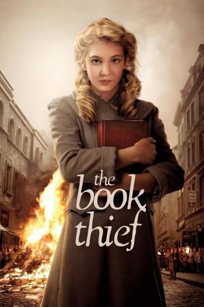 Caratula, cartel, poster o portada de La ladrona de libros