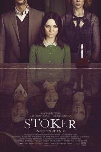 Caratula, cartel, poster o portada de Stoker