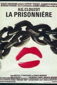 Caratula, cartel, poster o portada de La prisionera