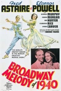 Caratula, cartel, poster o portada de La nueva melodía de Broadway