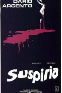Caratula, cartel, poster o portada de Suspiria
