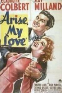 Caratula, cartel, poster o portada de Adelante mi amor