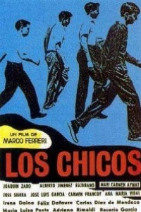 Caratula, cartel, poster o portada de Los chicos