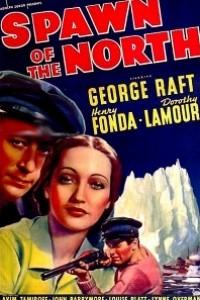 Caratula, cartel, poster o portada de Lobos del norte
