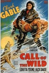 Caratula, cartel, poster o portada de La llamada de la selva