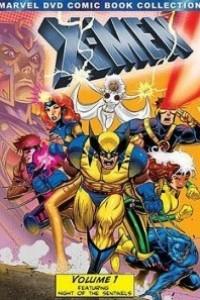 Caratula, cartel, poster o portada de X-Men