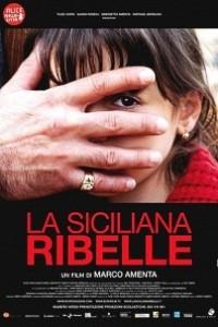 Caratula, cartel, poster o portada de La siciliana ribelle