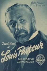 Caratula, cartel, poster o portada de La tragedia de Louis Pasteur