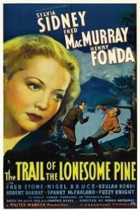 Caratula, cartel, poster o portada de El camino del pino solitario