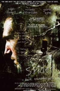 Caratula, cartel, poster o portada de Spider