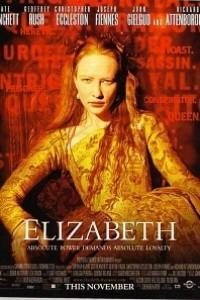 Caratula, cartel, poster o portada de Elizabeth