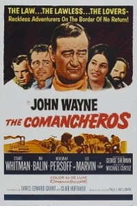 Caratula, cartel, poster o portada de Los comancheros