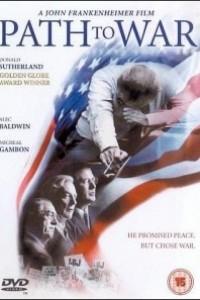 Caratula, cartel, poster o portada de Camino a la guerra