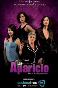 Caratula, cartel, poster o portada de Las Aparicio