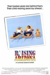 Caratula, cartel, poster o portada de Arizona Baby