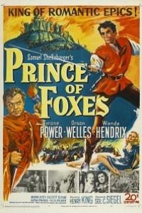 Caratula, cartel, poster o portada de El príncipe de los zorros