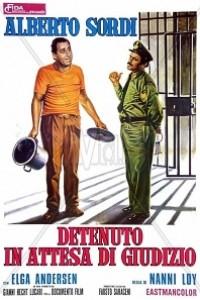 Caratula, cartel, poster o portada de Detenido en espera de juicio