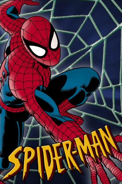 Caratula, cartel, poster o portada de Spider-Man: La serie animada